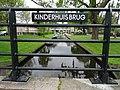 Kinderhuisbrug - Haarlem - Metal railing with name plate.jpg