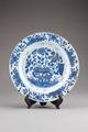 Kinesiskt porslins fat - Hallwylska museet - 95679.tif
