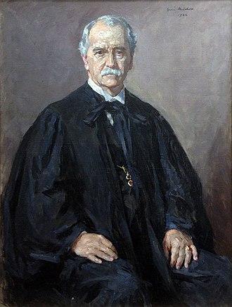 Alexander Campbell King - Alexander Campbell King by Gari Milchers (1922)