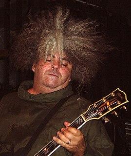 Buzz Osborne American singer, musician and producer