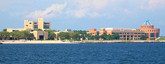 Kingsborough Community College - From the sea