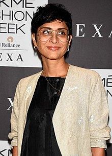 Kiran Rao on Day 3 of Lakme Fashion Week 2017.jpg