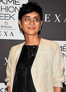 Kiran Rao Indian film director, screenwriter and film producer