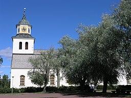 Sollerö kirke i august 2005