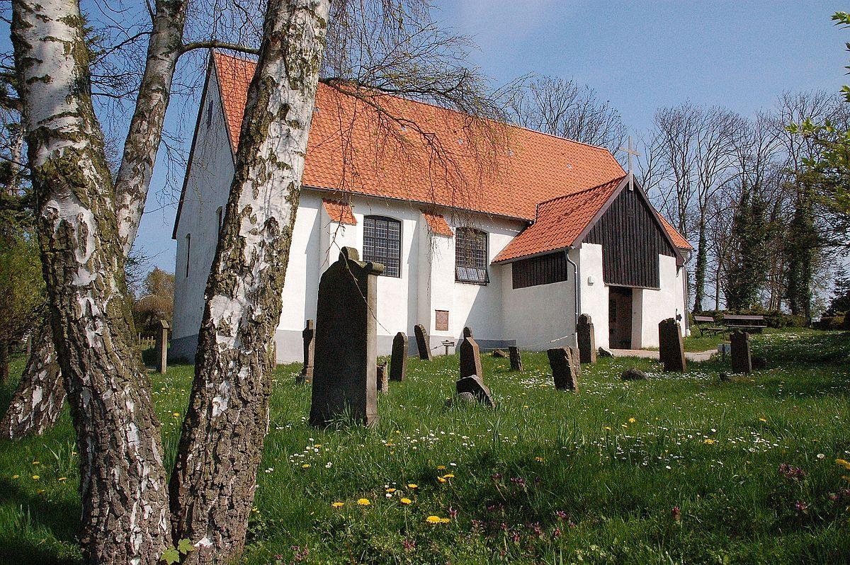 Kirche Hiddensee