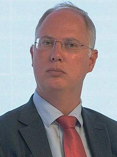 Kirill Dmitriev Ukrainian businessman
