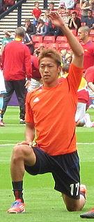 Hiroshi Kiyotake Japanese footballer
