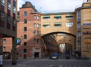 klara norra kyrkogata stockholm