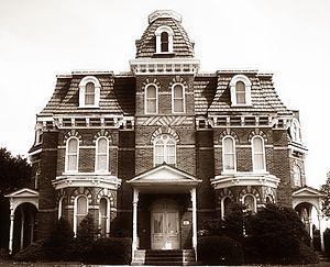 Thomas Simpson Sproule - Knarsboro Hall, Markdale.