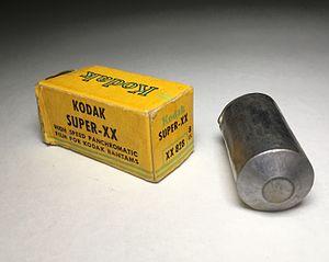 828 film - Kodak 828 Film With Tropical Packaging