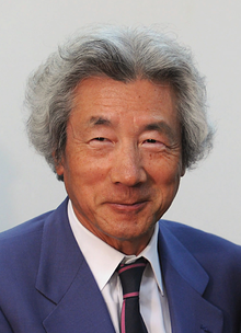 Коидзуми в 2010 году