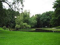 Kongespeilet i Slottsparken.JPG
