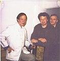 Konstantin Kedrov Alexei Parchikov Egor Radov 1997.jpg