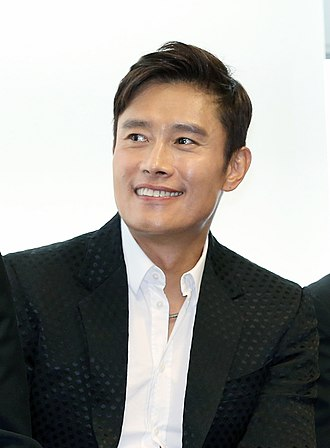 Lee Byung-hun - Image: Korea Lee Byunghun APSA Awards 01 (14335930465) (cropped)