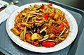 Korean vermicelli cooked with fried vegetables - panoramio.jpg