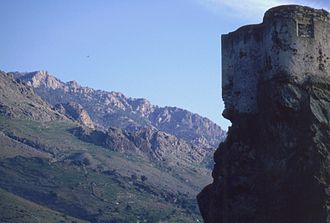 Medieval Corsica - Bastion of native Corsican defence