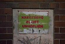 Kreuzberg Foto: Erik Lindner