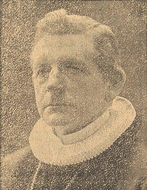 Kristian Vilhelm Koren Schjelderup Sr. - Image: Kristian Vilhelm Koren Schjelderup