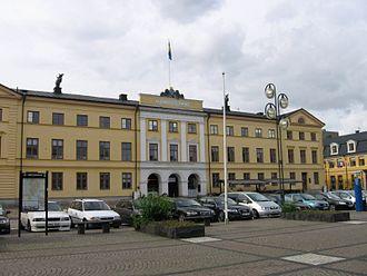 Kristianstad - Image: Kristianstad 070628 3