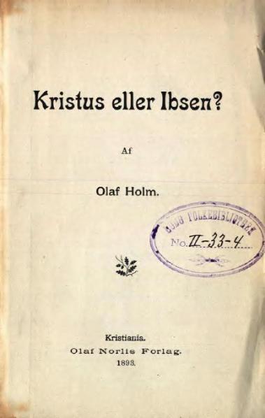 File:Kristus eller Ibsen.djvu