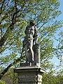 Ksiaz Statue on castle square.jpg