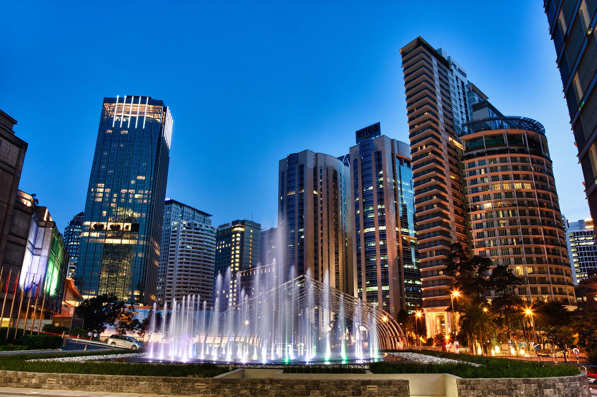 Menara Maxis Kuala Lumpur City Centre