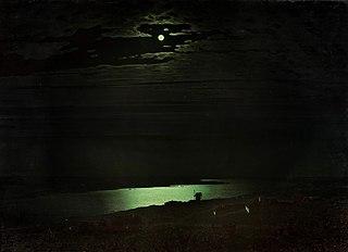 Mooblight Night on the Dniepr