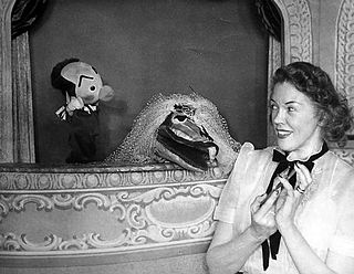 <i>Kukla, Fran and Ollie</i> television series