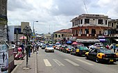 Kumasi Street and Taxicabs.jpg