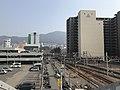 Kure Line from Kure-Takaramachi Footbridge.jpg