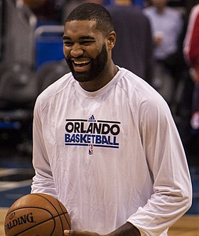 Kyle O'Quinn Washington at Orlando 034.jpg