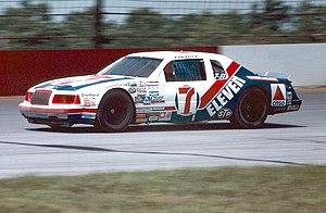 Kyle Petty - Petty's 1985 car