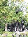 Lästringe kyrka bell tower.jpg