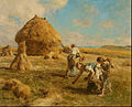 Léon Augustin Lhermitte - Gleaning Women - Google Art Project.jpg