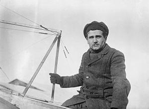 Test pilot - Image: Léon Lemartin (1911)