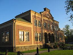 Sävsjö tinghuse, nu en del af Sävsjö rådhuse.