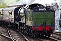 LNER B12 8572 arriving at Winchcombe 3 (8842229619).jpg