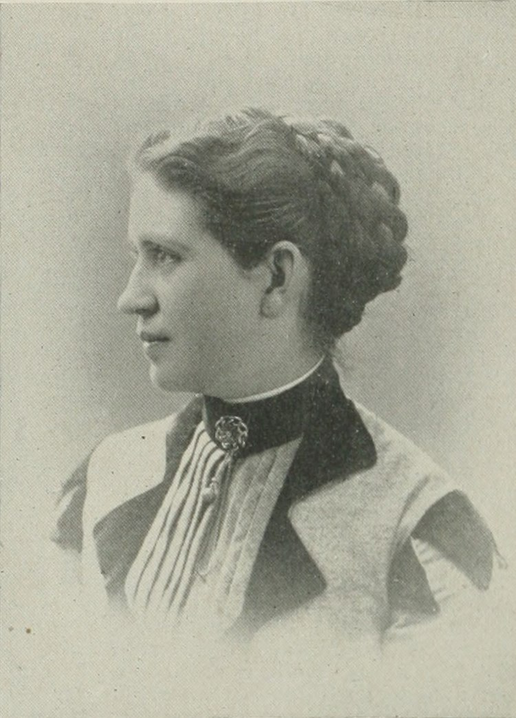 LOUISE REED STOWELL A woman of the century (page 708 crop)