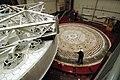 LSST Telescope Cast Substrate flying 1533.jpg