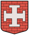 Coat of arms of Krustpils Municipality