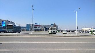 Железнодорожный вокзал Новый Уренгой