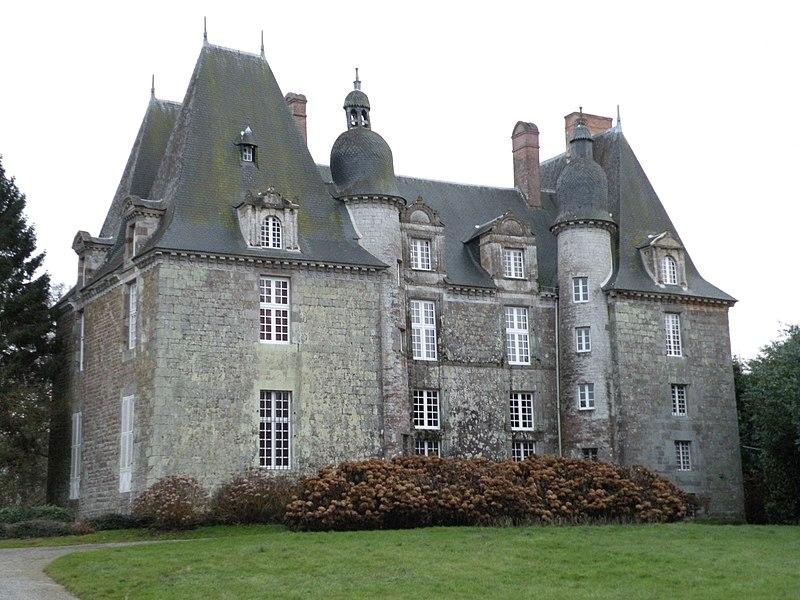 Castle of La Chapelle-Chaussée