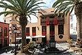La Palma - Santa Cruz - Calle Antonio Rodríguez López + Cruz del Tercero 02 ies.jpg