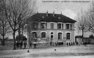 La Buissière Commune in Auvergne-Rhône-Alpes, France