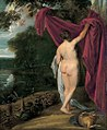 La modella del pittore - Jordaens.jpg