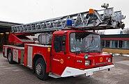 Ladder truck Helsingør - front right