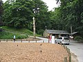 Ladybower - Fairholmes Car Park Exit - geograph.org.uk - 868838.jpg