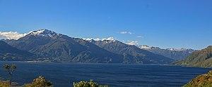 Lago Hawea-Nueva Zelanda 2