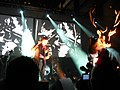 Laibach concert in London 2012.jpg
