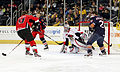 Laing, Arcobello and Nyquist vs Lehner at Pass and Score.jpg